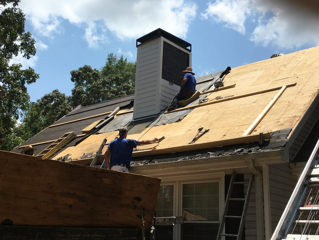 Roof Replacement Services In Birmingham, AL