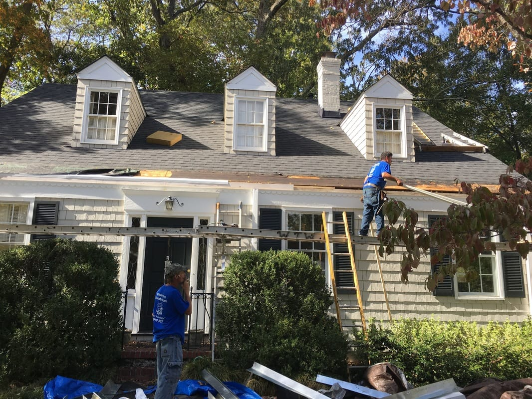 Roofing Contractor Birmingham Al Bill White Roofing And Specialty